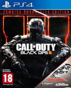 Call of Duty: Black Ops 3 - Zombies Chronicles Edition (PS4) £15.75 @ CoolShop