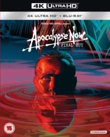 Apocalypse Now: Final Cut (4K UHD + Blu-ray) £10.85 at Hive Store
