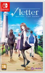 Root Letter: Last Answer - Day One Edition (Nintendo Switch / PS4) £19.85 Delivered @ Shopto