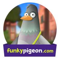 15% OFF all Cards & Gifts at Funky Pigeon