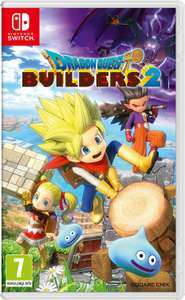 Dragon Quest Builders 2 - Nintendo Switch - £34.99 @ Amazon