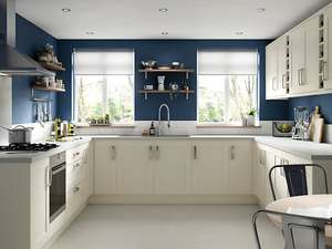 15% off Ready to Fit Kitchen Furniture when you spend £100+ (on top of existing offers) @ Wickes