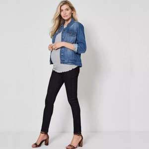 Up to 70% Off Maternity Clothing with Tops from £3, Jeans from £6.75, Dresses from £7 + Free Click & Collect @ Dorothy Perkins