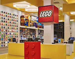 LEGO Store Southampton - Opening Offers e.g Free Hidden Side Newbury Juice Bar with £45 purchases on all LEGO themes