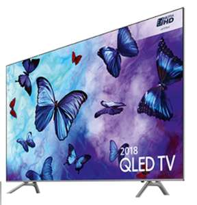 SAMSUNG QE65Q6FNA 65 Inch QLED Ultra HD 4K TV with 5 Year Warranty £949 (+£34.95 delivery) @ RGB Direct