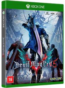 Devil May Cry 5 (Xbox One) - £18.85 delivered @ Base