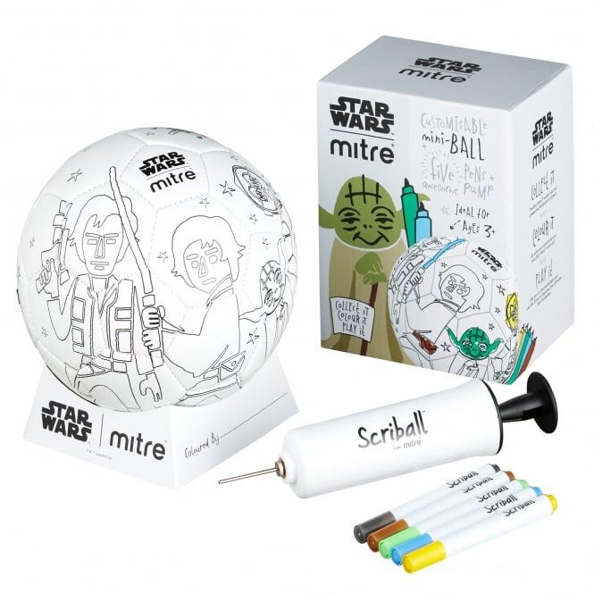 Various Star Wars Footballs £5 delivered (Other Mitre Footballs also) @ Mitre