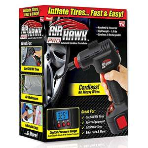 Air Hawk Pro Portable Tyre Inflator £20 instore @ Morrisons Hyde
