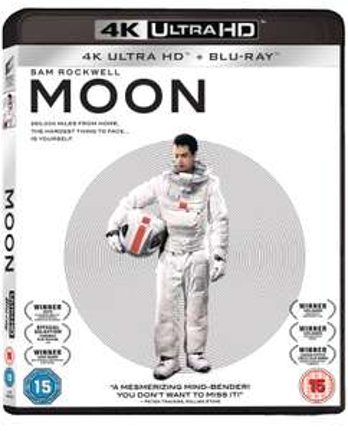 Moon 4k UHD Blu Ray - £9.99 @ Zoom