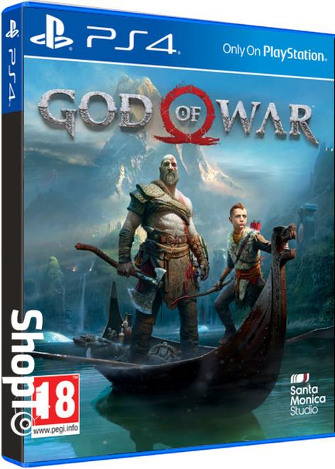 God of War (PS4) £14.85 (Normal Cover) Delivered @ ShopTo