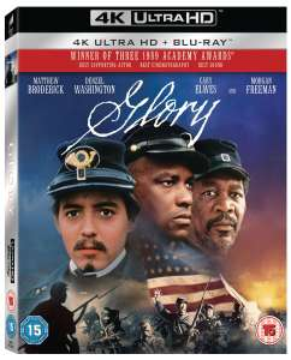 Glory (4K Ultra HD + Blu-ray) [UHD] £9.99 @ Zoom