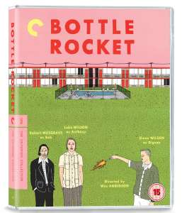 Bottle Rocket - The Criterion Collection (Restored) [Blu-ray] £9.99 @ Zoom