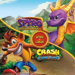 [PS4] Spyro + Crash Remastered Bundle - £29.99 @ PlayStation Store