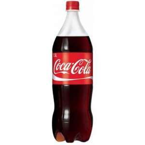 1.5L bottles of coke 95p at JTF Warrington