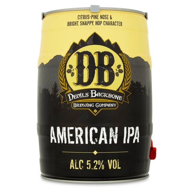 Devils Backbone American IPA Keg - £9.59 Instore @ JTF (Warrington)