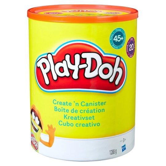 Play Doh Create & Canister - £17.50 @ Tesco