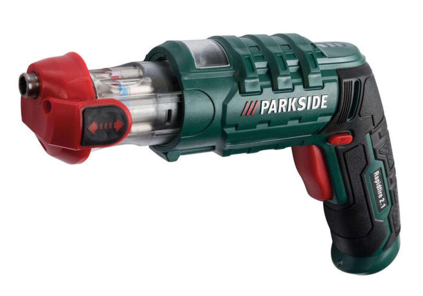 Parkside 3.6v Cordless Screwdriver £14.99 @ Lidl