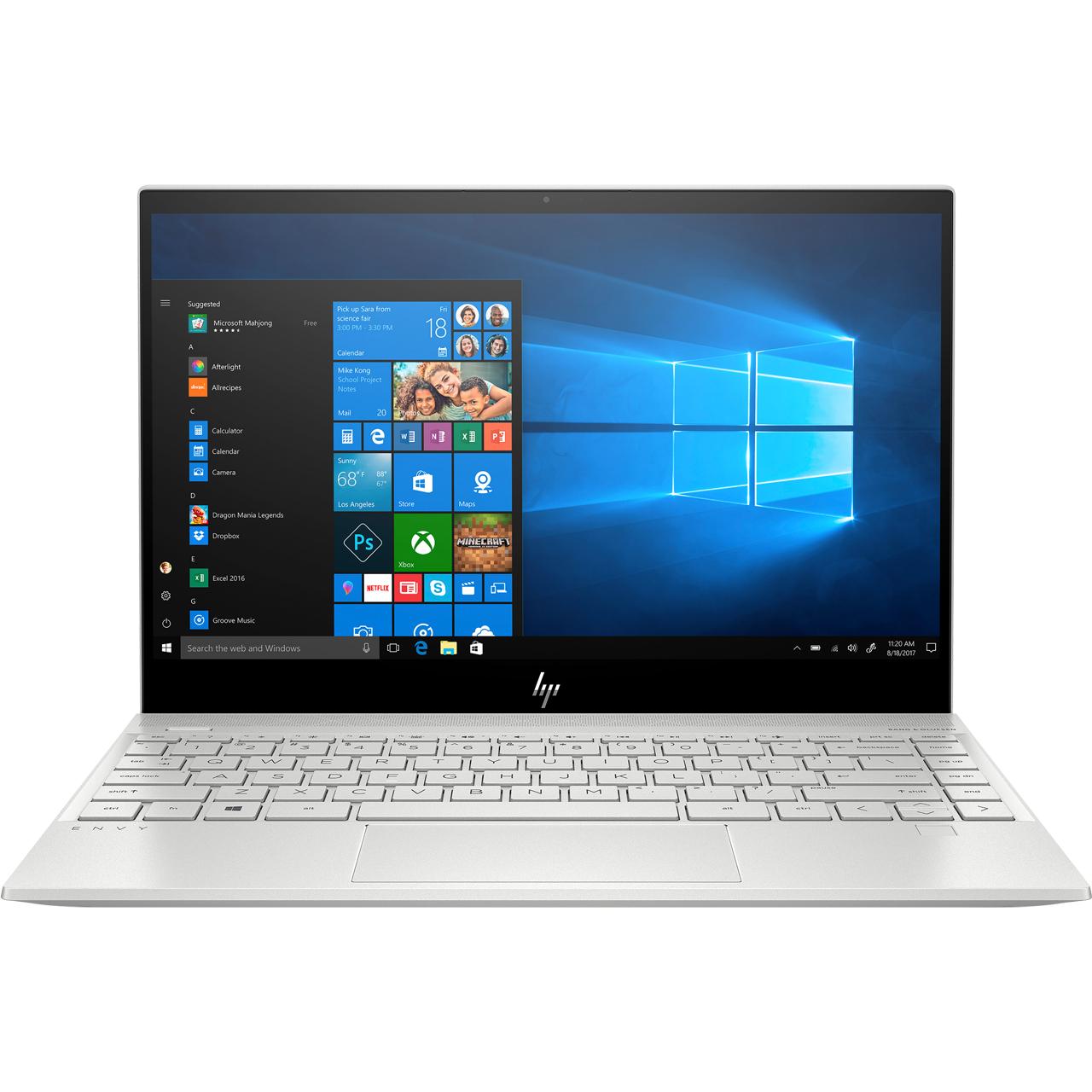 """HP Envy 13-aq0000na 13.3"""" Laptop - Natural Silver £749 @ AO"""