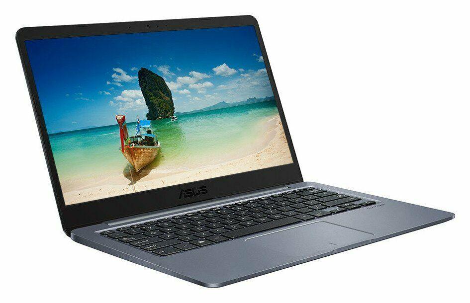 ASUS VivoBook E406 14 Inch Intel Celeron 2.6GHz 4GB 64GB HDD Cloudbook - Grey -  Refurbished £136.99 delivered @ Argos ebay