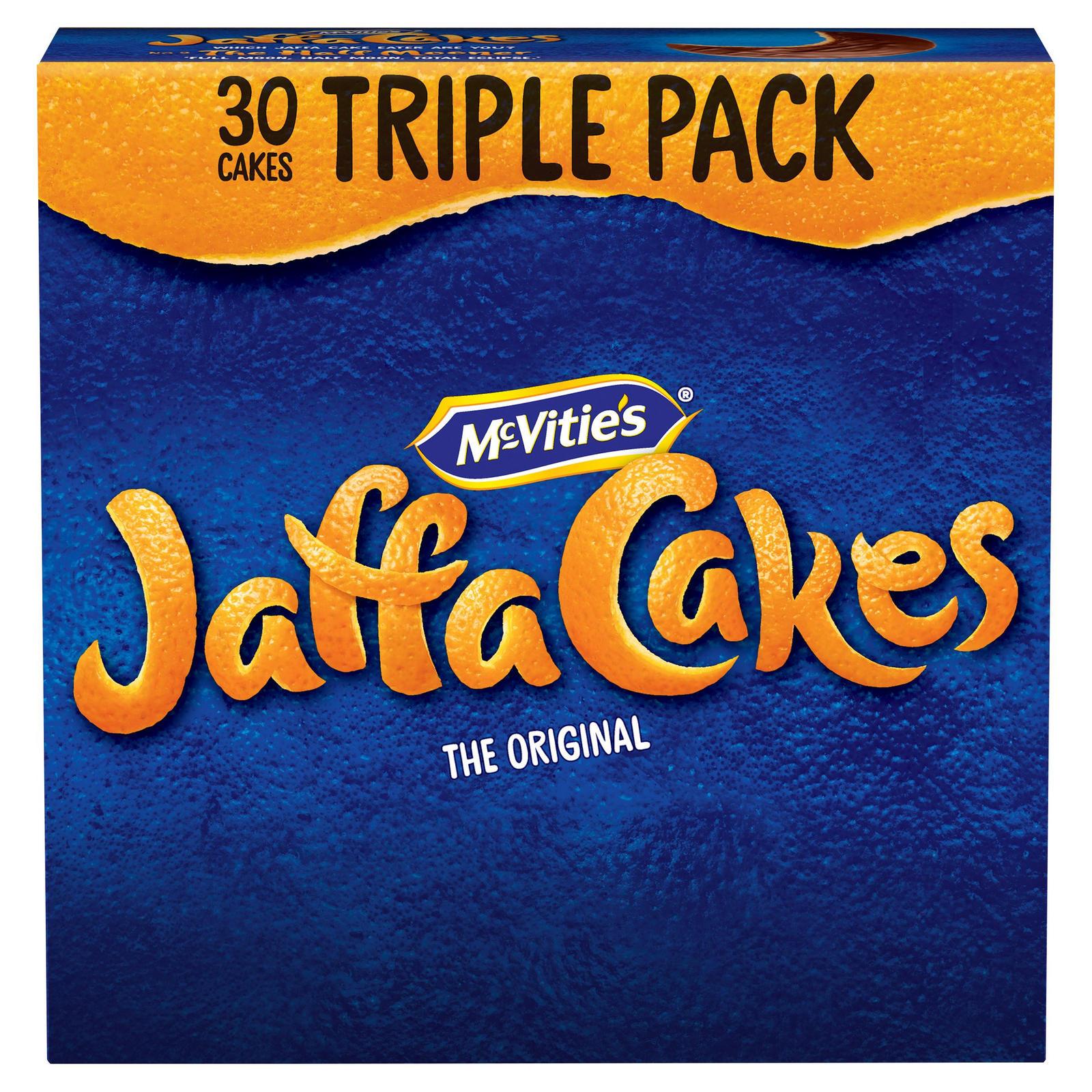 Jaffa Cakes Triple Pack (30) £1.50 @ Iceland
