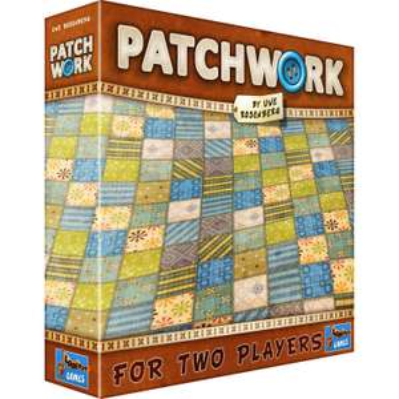 Patchwork Board Game £17.20 @ Amazon (+4.49 Non Prime)