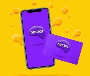 Argos : Earn 200 bonus Nectar points when linking your accounts for the first time