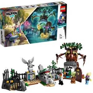 Multiple Lego Hidden Side sets inc. Graveyard, Bus and Train reduced on Amazon from £18 (Prime) / £22.49 (non Prime)
