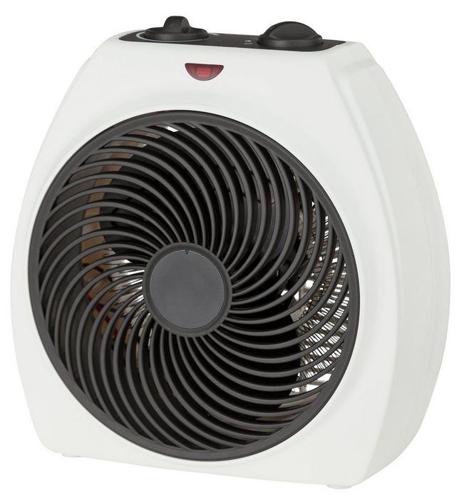 Simple Value 2kW Upright Fan Heater - £7.99 + Free C&C @ Argos