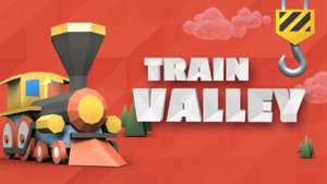 Train Valley at @ Steam Store – £1.04 discount offer