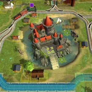 Train Valley at @ Steam Store - £1.04
