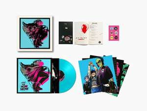 Gorillaz - The Now Now Box Set (Blue Vinyl Deluxe Edition) - £22.71 @ Amazon