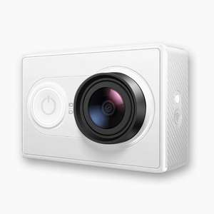 YI 16 MP Action Camera with High-Resolution WiFi and Bluetooth - White for £33.01 @ Amazon