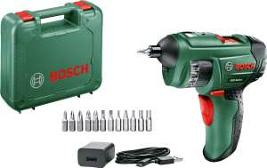 Bosch PSR Select Cordless Screwdriver with Integrated 3.6 V Lithium-Ion Battery for - £40 @ Amazon