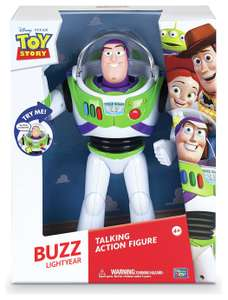 "Disney Toy Story 12"" Inch Talking Buzz - £14 @ Argos"