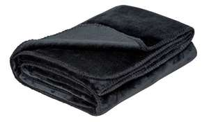 Super Soft throws £7.50 (Various colours) + Free Click & Collect @ Argos