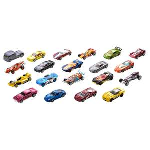 20 Hot Wheels Cars for £22.99 @ Smyths