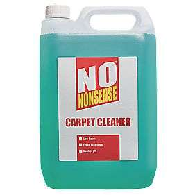 Like it says on the tin No Nonsense Carpet Cleaning Detergent 5L - £11.99 C&C @ Screwfix