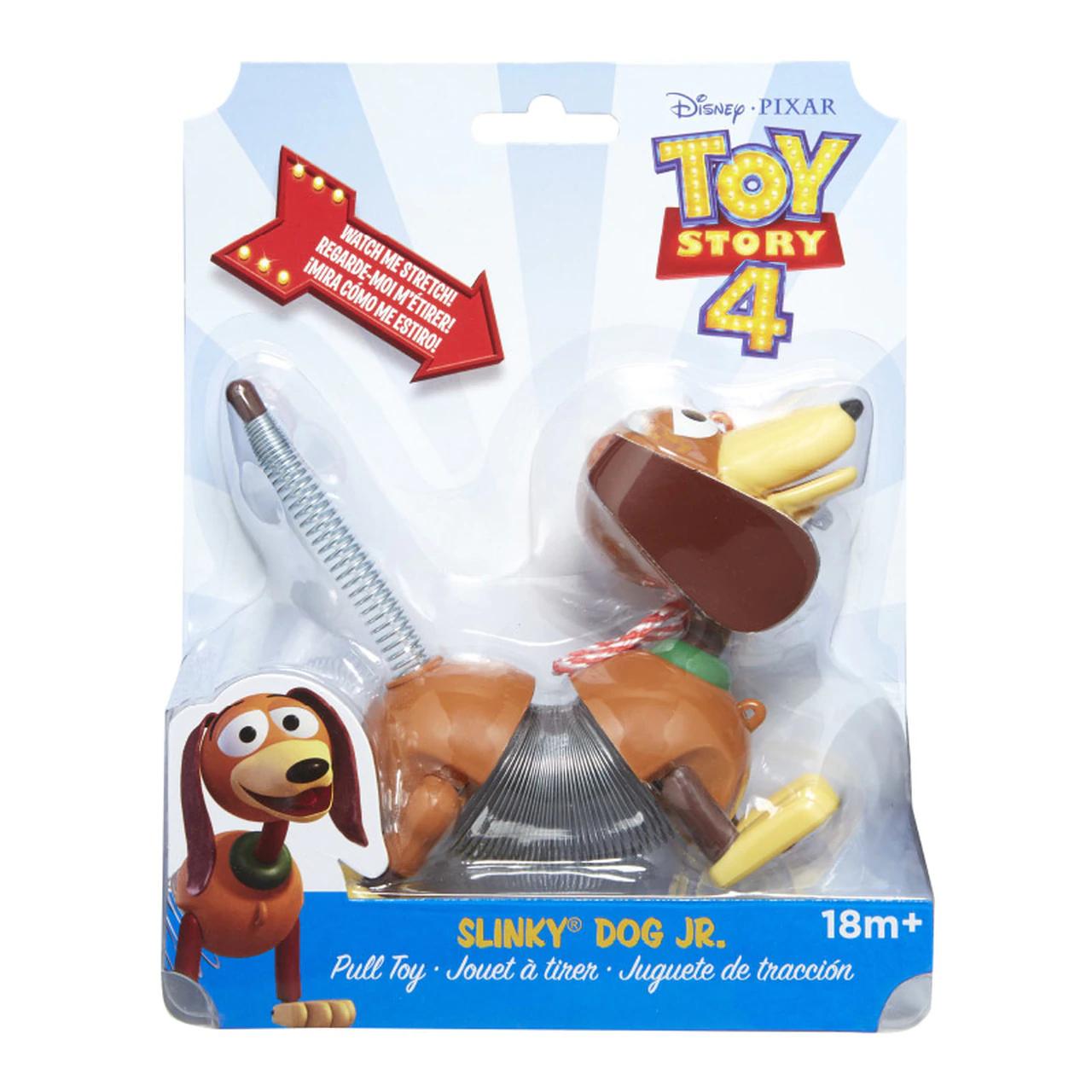 Toy story 4 slinky scanning as £1 instore @ Asda Hunts Cross Liverpool