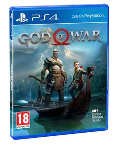 God of War (PS4) £14 (in-store) @ Tesco