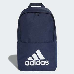 Adidas Classic Backpack £11.52 click & collect / £15.51 delivered using code (See description) @ adidas