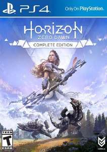 Horizon Zero Dawn: Complete Edition (PS4) - £11.49 @ CDKeys
