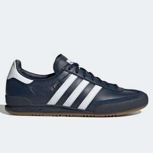 adidas Originals Leather Jeans Trainers £39.35 click & collect / £43.34 delivered using code (See description) @ adidas