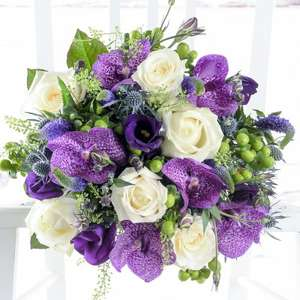 25% off All Autumn Bouquets with Voucher Code @ Appleyards Flowers