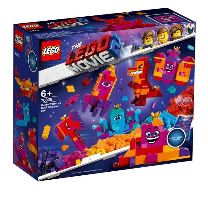 LEGO The Movie 2 - Queen Watevra's Build Whatever! 70825 Building Box £17.50 Free Click & Collect @ Debenhams