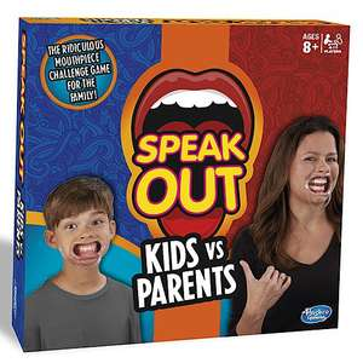 Speak Out Kids Vs Parents board game £3 in Asda (Wigan)