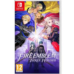 Fire Emblem Three Houses (Switch) £38.65 @ The Game Collection / eBay