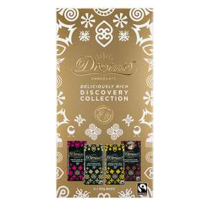 Divine chocolate 25% off - Oxfam shop - £1.64 instore only