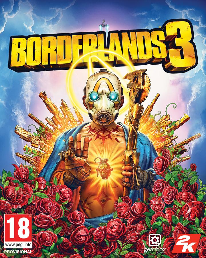 Borderlands 3 PC EU Epic Games - Shopto  £39.85