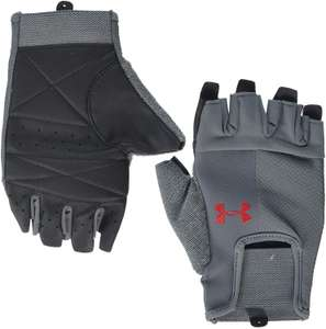 Small only - Under Armour Men's Training Gloves now £9.97 (Prime) + £4.49 (non Prime) at Amazon