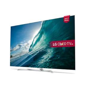 Refurb (1 year warranty) LG OLED55B7V 55 inch OLED 4K Ultra HD Premium Smart TV Freeview Play £749 at Richer Sounds